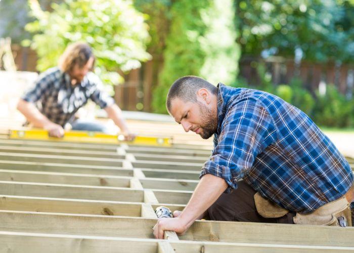 decking builders